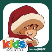 L'Apprenti Père Noël et le flocon magique (Application)