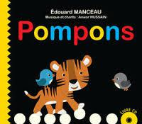Pompons (Livre-CD)