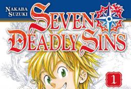 Seven Deadly Sins (Manga)