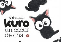 Kuro, un coeur de chat (manga)