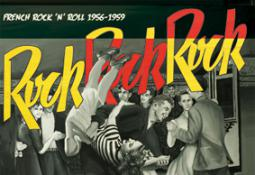 French Rock'n'Roll 1956-1959 (CD)