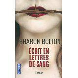 Romans de Sharon Bolton