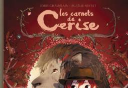 Les carnets de Cerise (BD)
