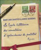 Le cercle littéraire des amateurs d'épluchures de patates (roman)