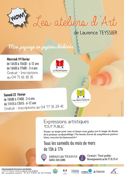 ATELIER COLLAGE PORTAIL